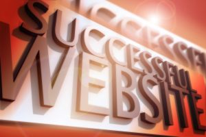 Building a succesful website design